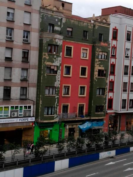restaurar fachada gijon