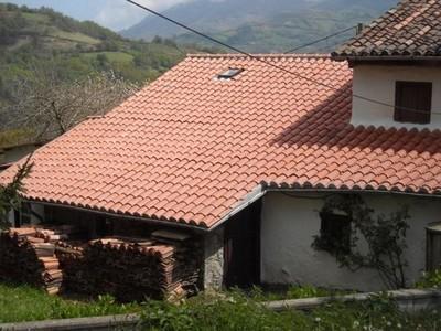 Rehabilitación de Cubiera en Asturias